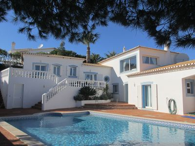 Photo for Luxury Villa with Large Private Heated Pool and Mature Garden.