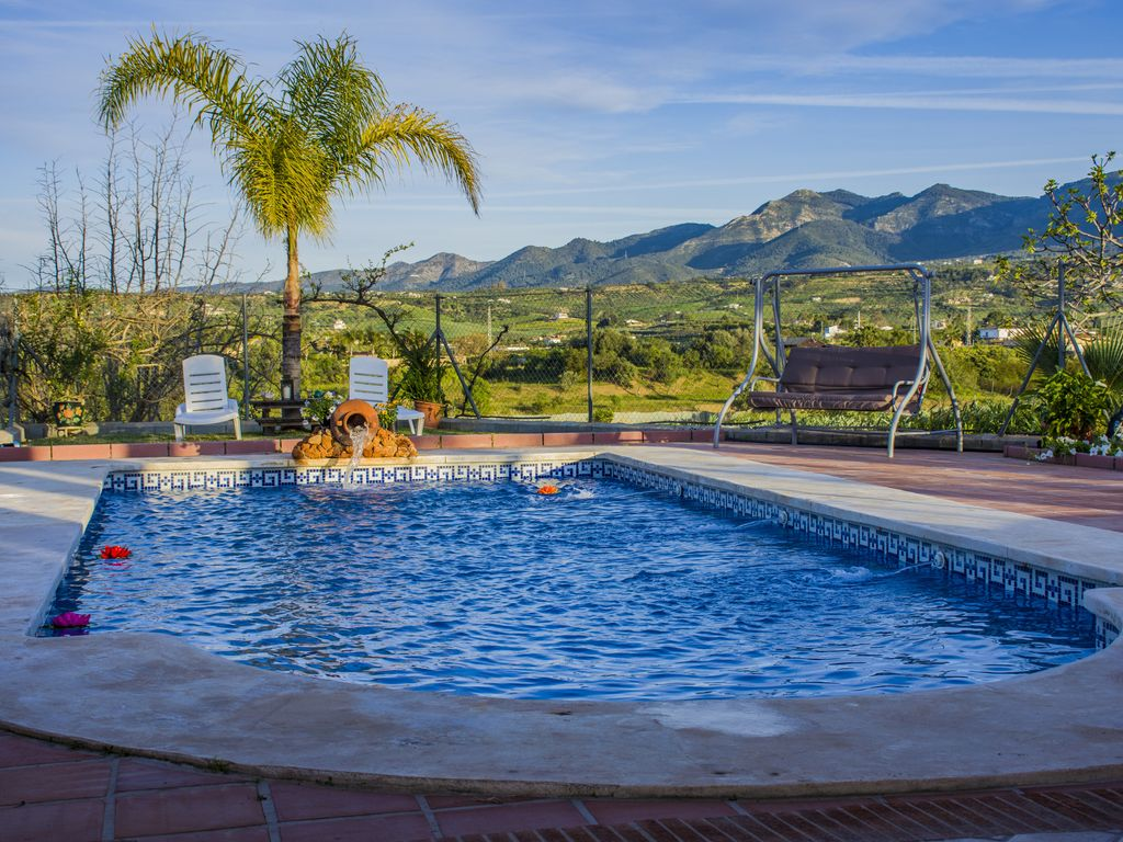 Typical Andalusian villa in beautiful setti... - HomeAway