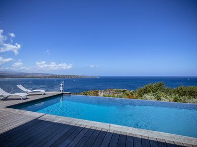 Photo for LUXURY VILLA SEA VIEW SWIMMING POOL AND PRIVATE JACUZZI