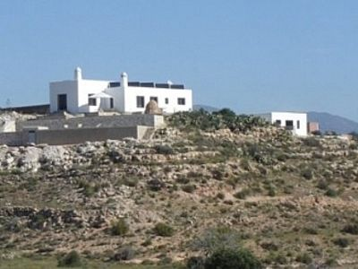 Photo for Finca with Private Pool and Distant Sea Views