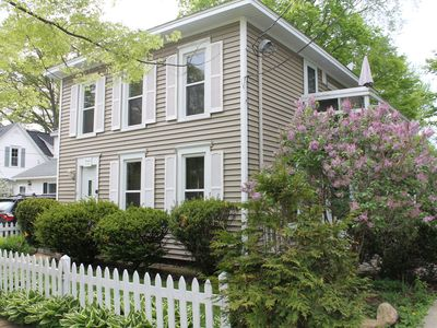 Photo for Charming home in great location in downtown Saugatuck!