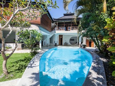 Photo for Amazing 3br villa in the heart of canggu
