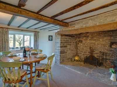 Photo for Dating back to the late 18th Century, this gorgeous cottage has kept its wonderful character feature