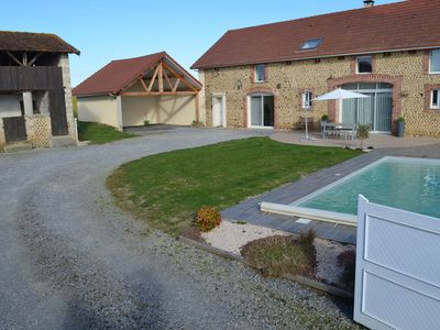 Photo for 5BR House Vacation Rental in Escoubès, Nouvelle-Aquitaine