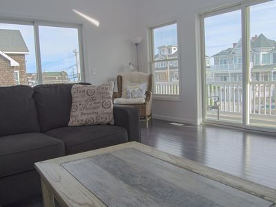 Photo for Newly Renovated Beach House, 4 Bedrooms, 3 Baths