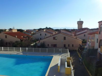 Photo for 1BR Apartment Vacation Rental in Le Barcar����s, Languedoc-roussillon