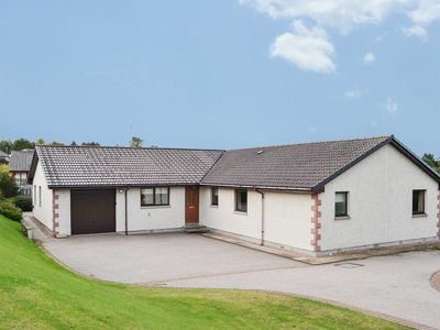 Photo for 4 bedroom accommodation in Nairn