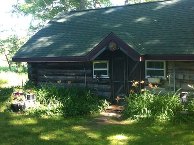Photo for Historic One Room Log Cabin
