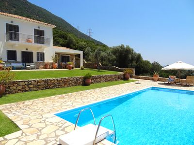 Photo for Great Location, Amazing Panoramic View with swimming pool, close to the beach