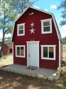 Photo for SPECTACULAR SANCTUARY NESTLED IN THE PINES ON 1 ACRE-PETS WELCOME!
