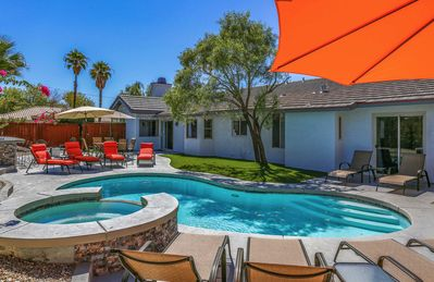 Photo for Pool - Spa - Fire Pit - Ping Pong - Billiards - Fun!