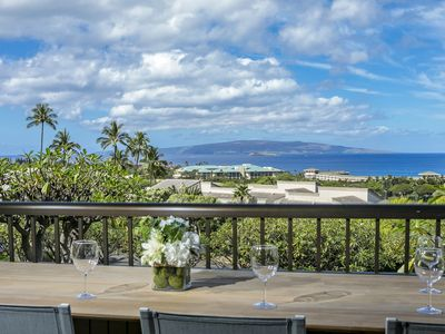 Photo for Amazing Ocean Views! Completely Redesigned & Refurnished! Wailea Ekolu 502