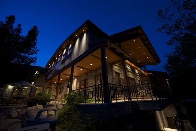 17,000 Square Feet of Luxury Space  Smithfield Canyon Home Has It All  -  Smithfield