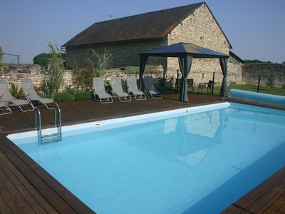 Photo for 2BR House Vacation Rental in Prinçay, Nouvelle-Aquitaine