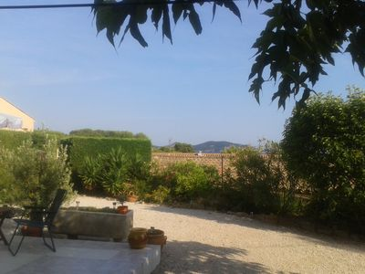 Photo for TB T1 / 2 LA CIOTAT + Large garden of 200 m2 next to the Beach - Ideal Holidays!