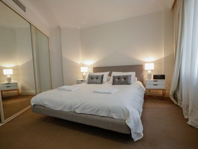 Photo for One Bedroom apartment with large study in heart of the City Centre - Bond Street