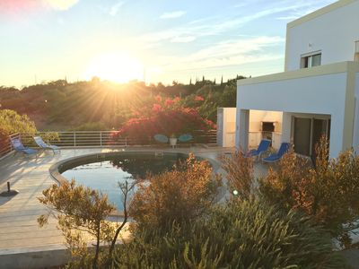 Photo for Spacious Villa Sleeps 8 with a private swimming pool within landscaped gardens