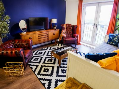 Photo for ❤of Manchester,5 mins to Piccadilly, 6ppl, 2 Bath
