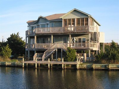 Photo for Su Casa:   Spacious home, perfect for large families, private dock.