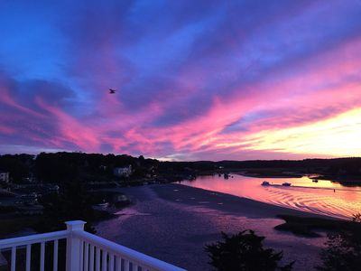 Photo for Annisquam River Sunsets: Enjoy spectacular sunsets and a relaxed river vibe.