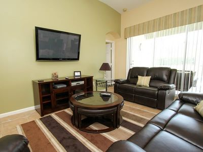 Photo for Games room with pool table, foosball, air hockey and gaming system