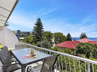 Photo for Expansive Ocean Views, Only One Street Behind Sunshine Beach Village