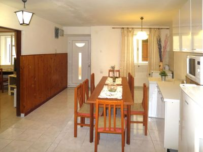 Photo for Vacation home Haus Helena (PAG310) in Pag/Pag - 8 persons, 4 bedrooms