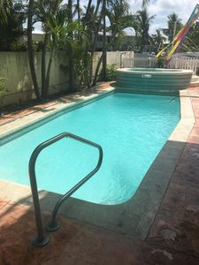 Photo for Studio for 2 w/Pool/Spa /Deep Open Water Canal w/Dock 6 miles to Key West