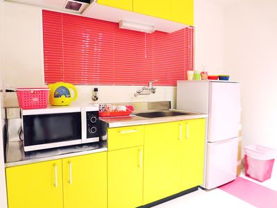 Photo for Pumped POP in N ° 5 | Safe Residential Area |Unlimited Pocket WiFi FREE Rental