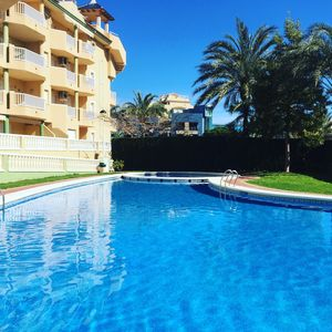 Photo for Stunning 3 bedroom penthouse with BBQ in Tomás Maestre