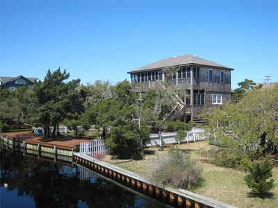 Photo for Fielding's Cottage: Waterfront home, canal views, private dock.
