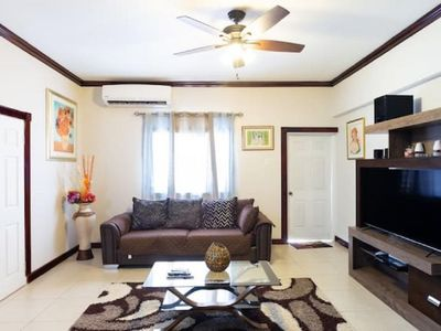 Photo for Kensington Bliss -New Kingston ( 24 hrs security, Free WiFi and Hot water)