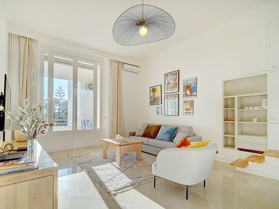 Photo for IMMOGROOM- Cosy - Cannes Center- A/C - Terrace- CONGRESS/BEACHES