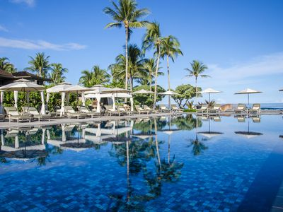 Photo for Fabulous Villa at Hualalai Four Seasons Kona