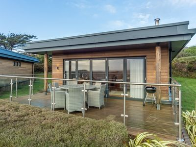 Photo for This property is contemporary, stylish and features a magnificent deck.