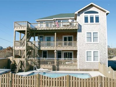 Photo for Native Sun  OCEANVIEWw/Htd Pool&HotTub, Elevator, RecRoom