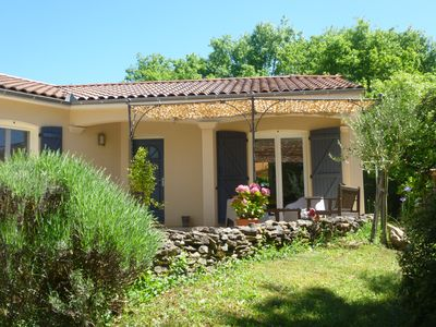 Photo for Contemporary house very close to Figeac