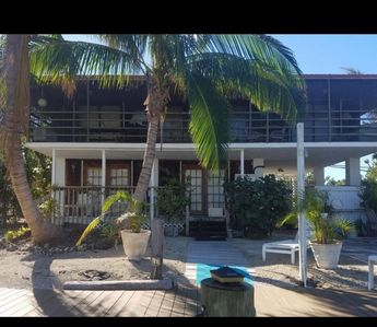 Photo for Relaxing and peaceful waterfront home in Islamorada  / 2 bed/ 2 bath- 66 ft dock