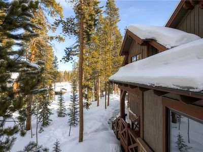 Photo for Gorgeous home in exclusive neighborhood with private hot tub, hiking trails close by