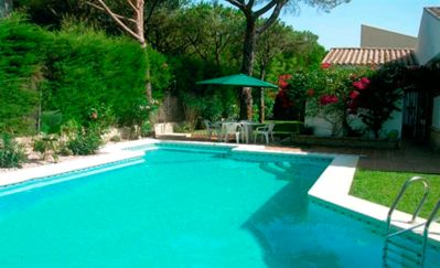 Photo for Beautiful villa with large outdoor area and private pool