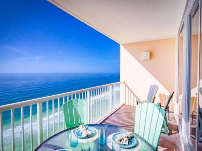 Photo for Gorgeously Decorated Oceanfront Condo at  Majestic - 2 BR / 2 BA (Sleeps 6)
