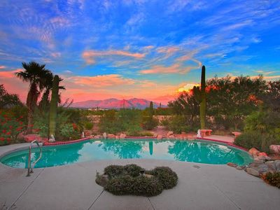 Photo for Desert Oasis Retreat, Next to the Saguaro National Forest