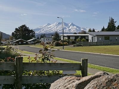 Photo for Boulder Chalet - Ohakune Holiday Home