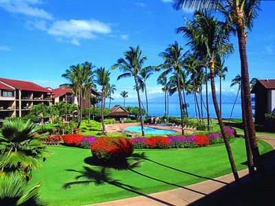 Photo for Stunning 2 bedroom retreat.  Perfect location for exploring beautiful Maui!