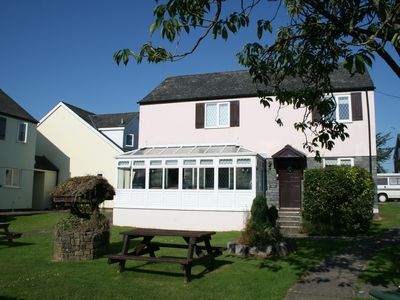 Photo for Detached house in family friendly village with shared use of indoor heated pool
