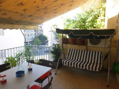 Photo for Lovely terrace in the Heart of Athens