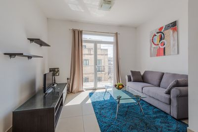 STEPS FROM SPINOLA BAY SEAFRONT & PORTOMASO IN THE HEART OF ST JULIAN'S -  2BR! - Paceville