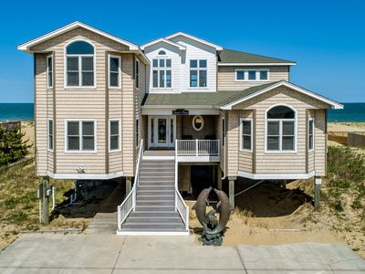 Photo for Quiet Time | Oceanfront | Dog Friendly