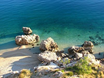 Photo for Holiday apartment Makarska for 4 - 6 persons with 2 bedrooms - Holiday apartment