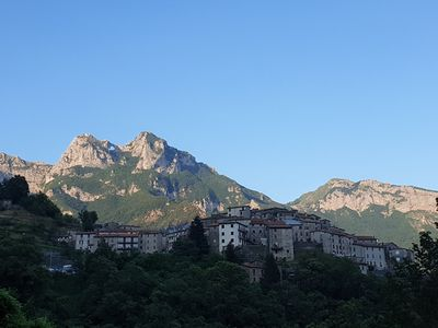 Photo for La Paloma - Apartment in the heart of the Apuan Alps